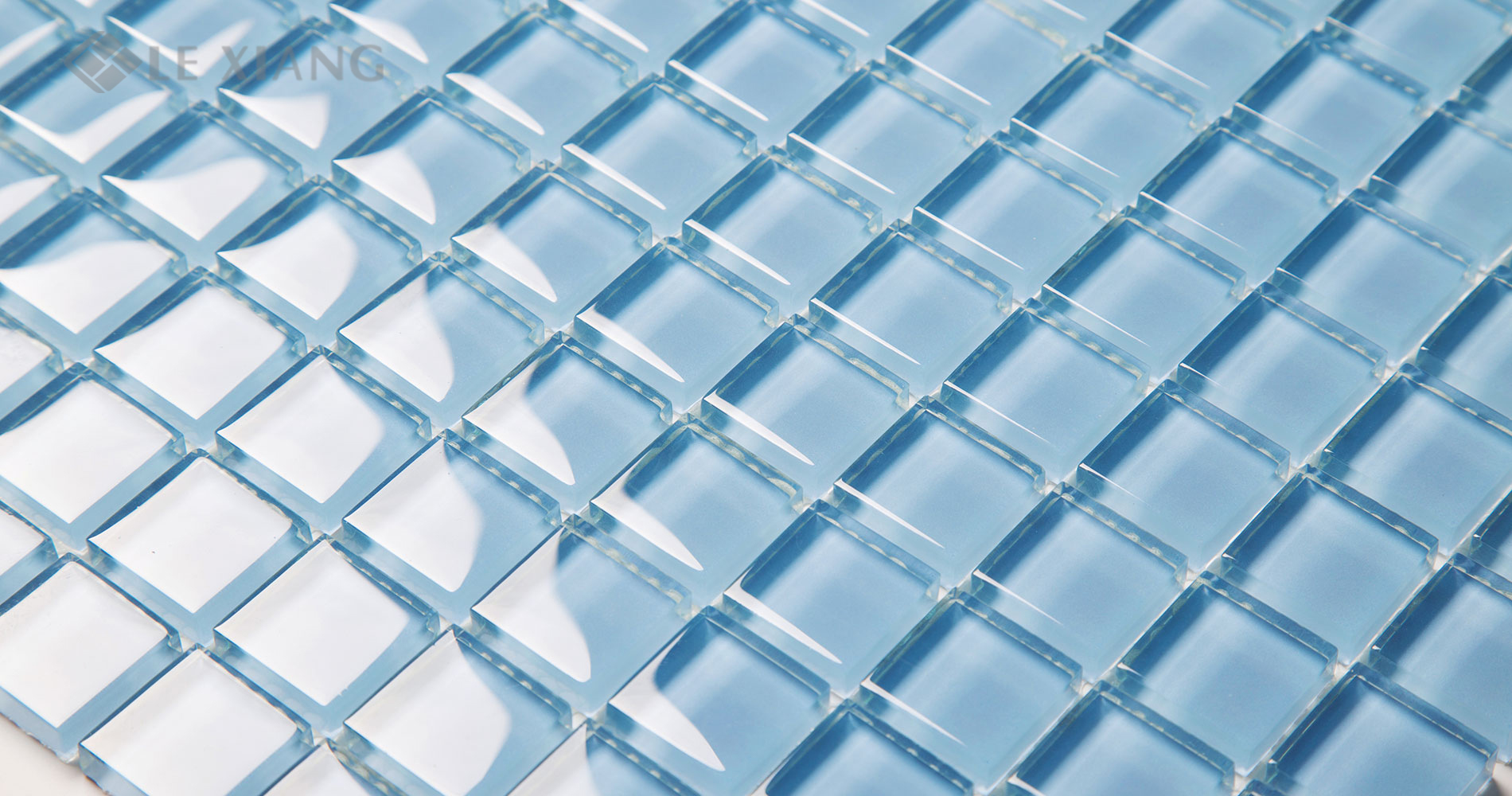 25mm-Square-Crystal-Glass-Blue-Mosaic-Tile-Backsplash-20
