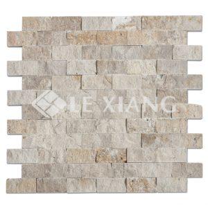 Beige Brick Cultured Stone Tile Mosaic Tile-1