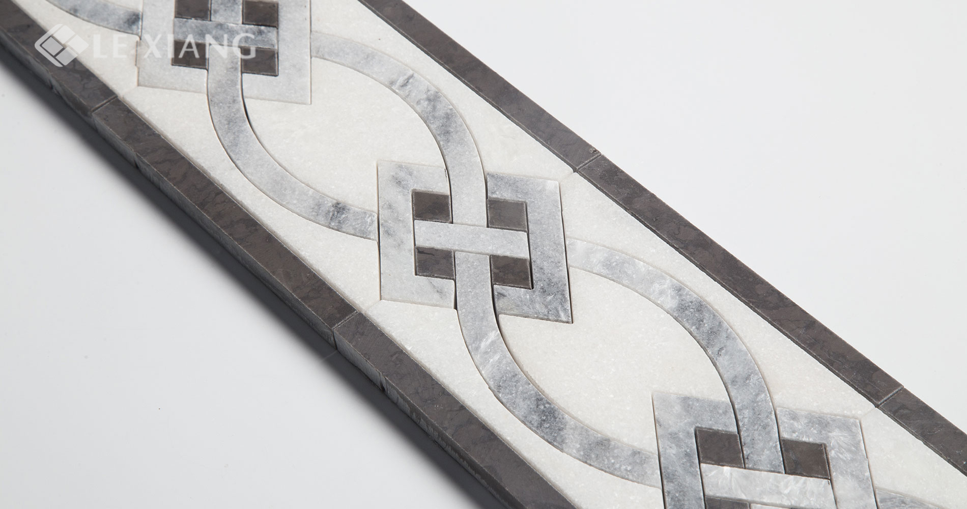 Border-Marble-Stone-Mosaic-Tile-Bianco-Diamante-2