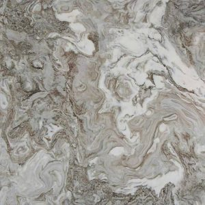 Brazil Avalanche White Marble Polish Kitchen Table Tops-2
