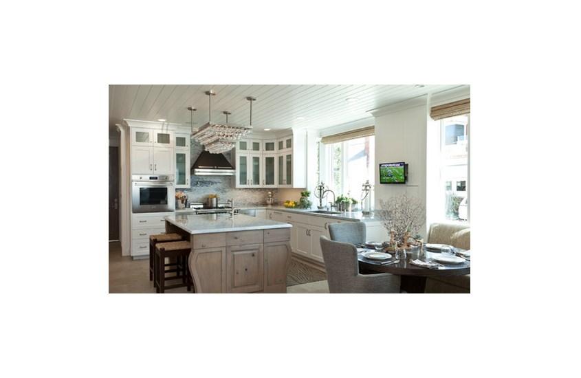 Brazil White Ice Berg Marble Bathroom and Kitchen Countertops 1