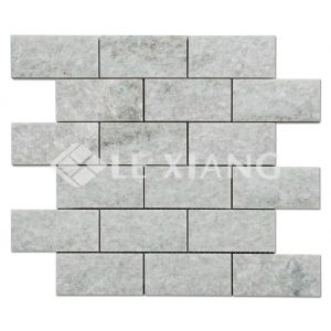 Brick Marble Mosaic Tile Ming Green For Kitchen Backsplash-1