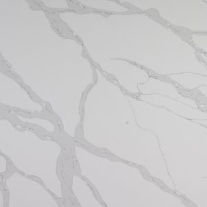Calacatta Gemini Quartzite Kitchen Countertops-1