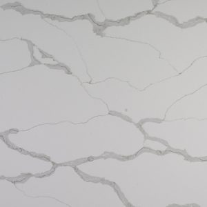 Calacatta Royal Quartz Kitchen Backsplash-1