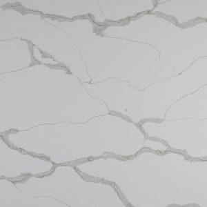 Calacatta Royal Quartz Kitchen Backsplash-1
