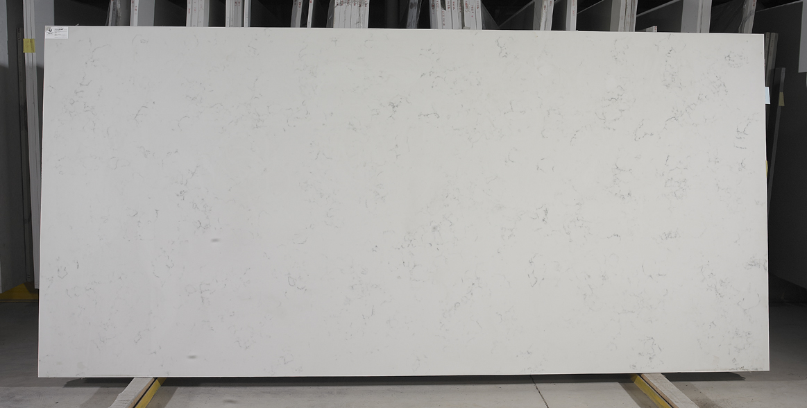 Carrara Venato Extra White Quartz Countertops