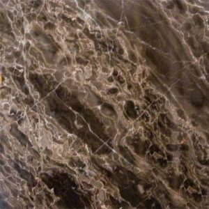 China Brown Emperador Cafe Polished Marble Flooring Tiles-1