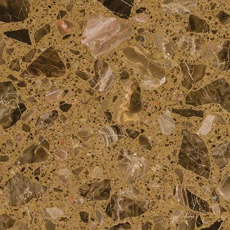 Emperador Dark Spanish Marble Bathroom Floor and Wall Tiles-44