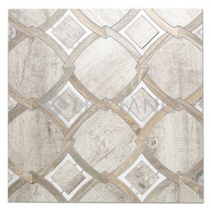 Inception Kitchen Backsplash Water Jet Cut Stone Mosaic Tile-1