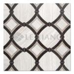 Inception Kitchen Backsplash Water Jet Cut Stone Mosaic Tile-2