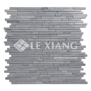 Marble Strip Mosaic Tile For Kitchen Backsplash And Bathroom Floor Backsplash Wall 2-1
