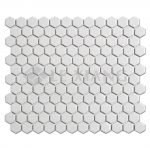 Porcelain Hexagon Mosaic Tile For Bathroom Wall Flooring Tiles-4