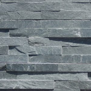 Black Slate Culture Stone For Exterior Wall-4
