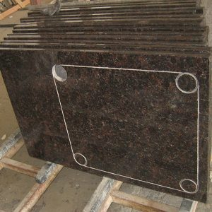 G562 Maple Red Granite Kitchen Countertops-1