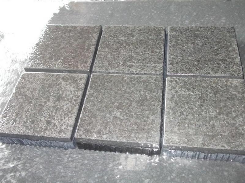 G684 China Granite Block Paving Stone Exteriors-3
