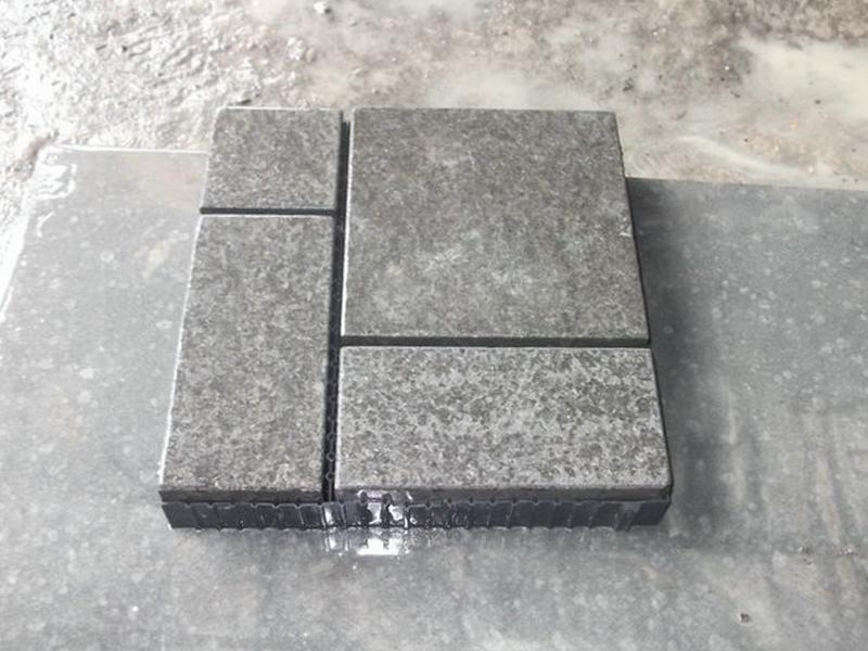 G684 China Granite Block Paving Stone Exteriors-5