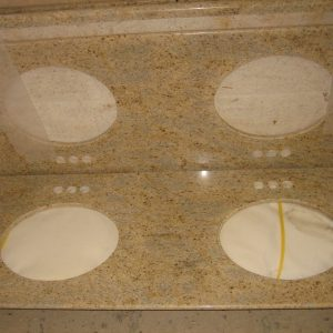 Kashmir Gold Granite Countertop Interior Flooring-2