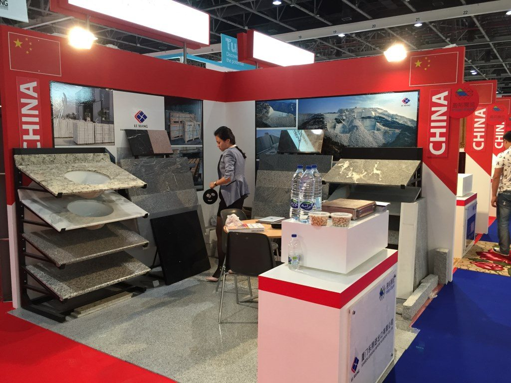 Lexiang At Middle East Stone Exhibition 2015-1