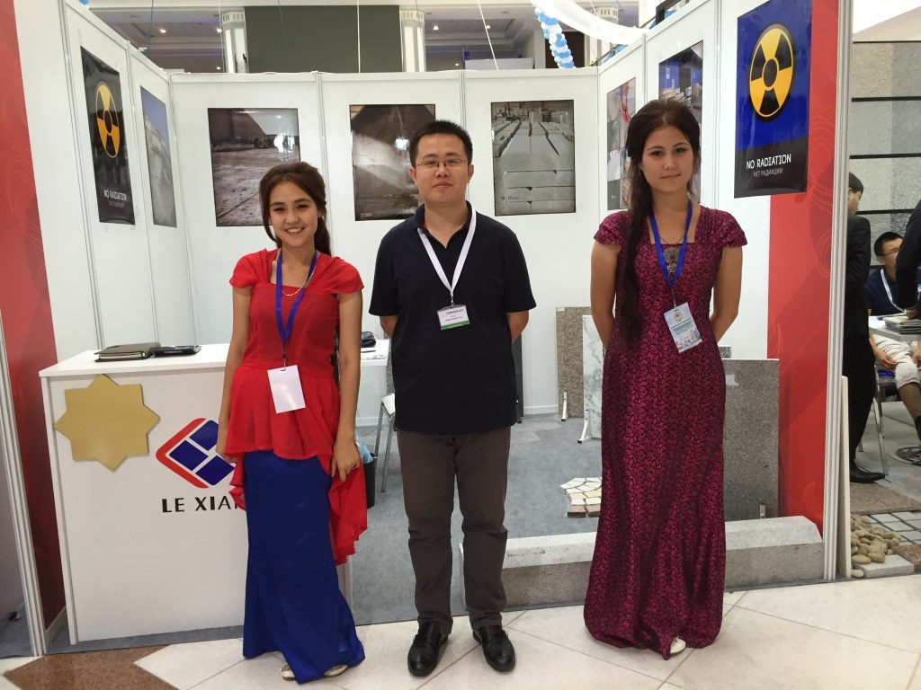 Lexiang At Turkmen Construction Exhibition 2015-1
