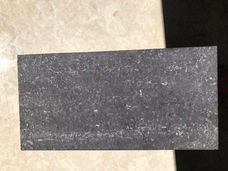 Chinese Absolute Black Granite Flamed Polish 3