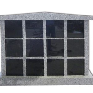 Custom Granite Columbarium Design For Sale-1