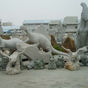 Customizable Granite Carving Stone Sculpture-8