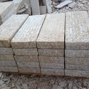 Flamed Finish G682 Granite Outdoor Garden Stone-5