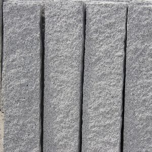 G603 Granite Palisade Garden Stones For Outdoor-5