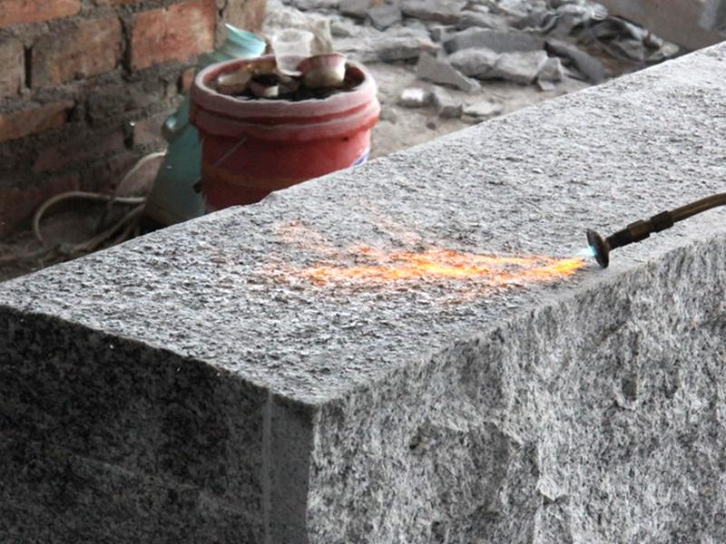 G603 Grey Granite Garden Wall Stone-9