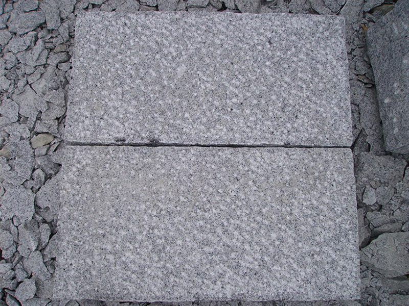 G603 Grey Granite Slab Exterior Flooring Tiles-4