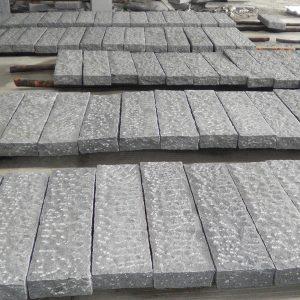 G654 China Granite Garden Palisade Stone-10