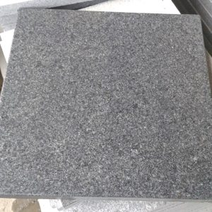 G654 Dark Gray Granite Slabs Exterior Floor Tiles Custom-11