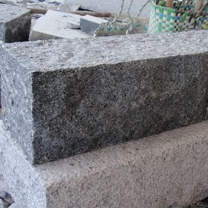 G654 Dark Grey Granite Custom Wall Stone-5
