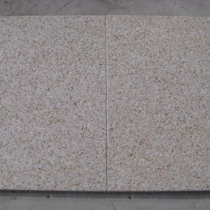 G682 Yellow Granite Flamed Finish Slabs Flooring-4