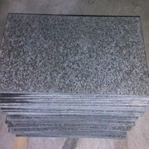G684 Black Granite Thin Tiles For Exterior Wall-2