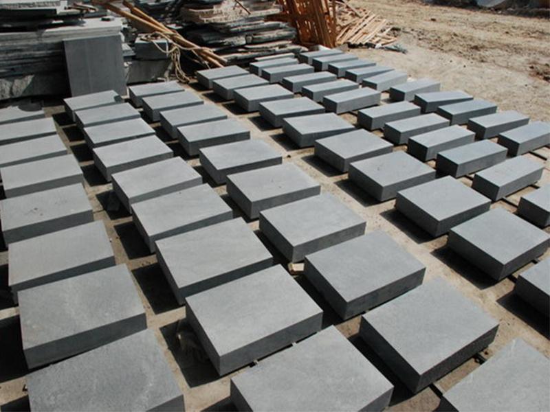 G685 Black Granite Slab For External Flooring Tiles-5