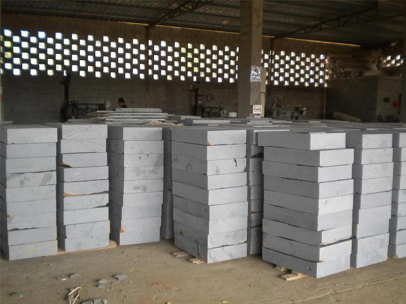 G685 Black Granite Slab For External Flooring Tiles-6