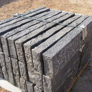 G685 China Granite Custom Palisade Stone-7