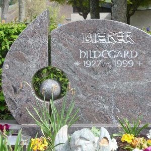 Granite Headstones Tombstone Wholesale Custom-1