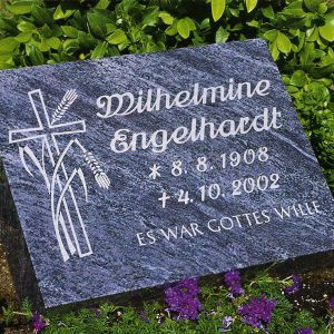 Granite Tombstones Manufacturer Gravestone For Sale-2
