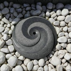 Outdoor Garden Granite Stone Water Fountains LX-GR-F09