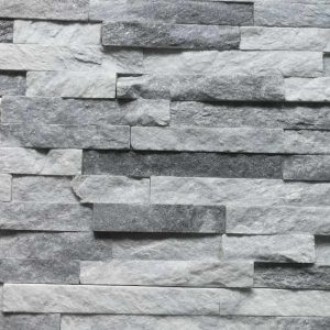 Cloudy Grey Quartzite Cultured Stone Veneer CS-58