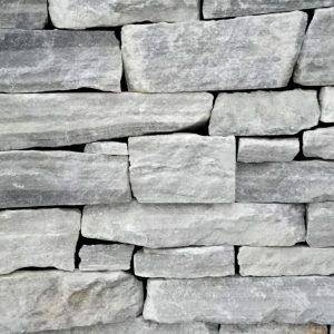 Cloudy Grey Quartzite Cultured Stone Veneer CS-59