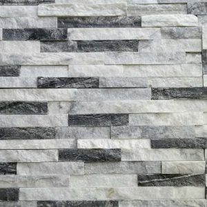 Cloudy Grey and Wooden Antique Natural Stone Veneer CS-78